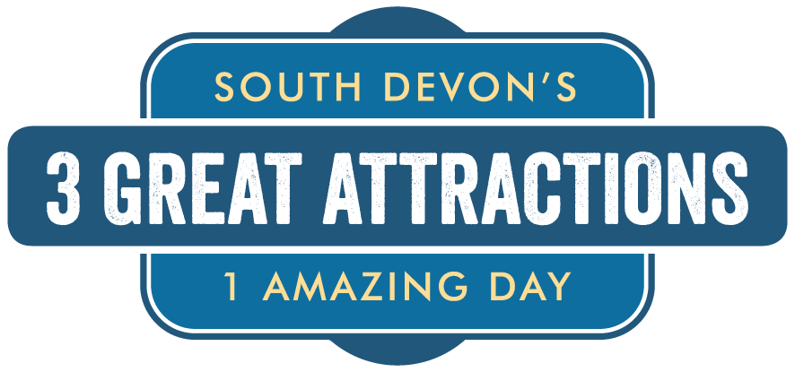 South Devons Three Great Attractions